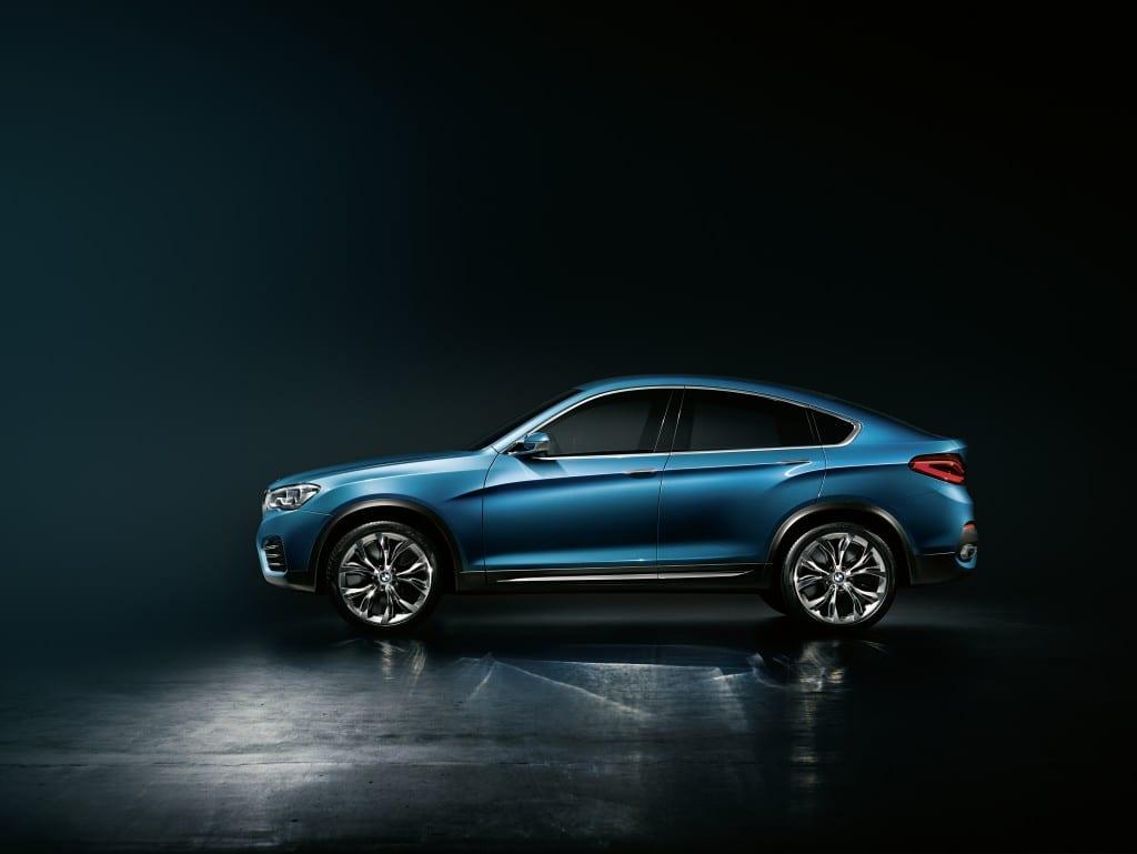 BMW X4 www.e-motoring.com