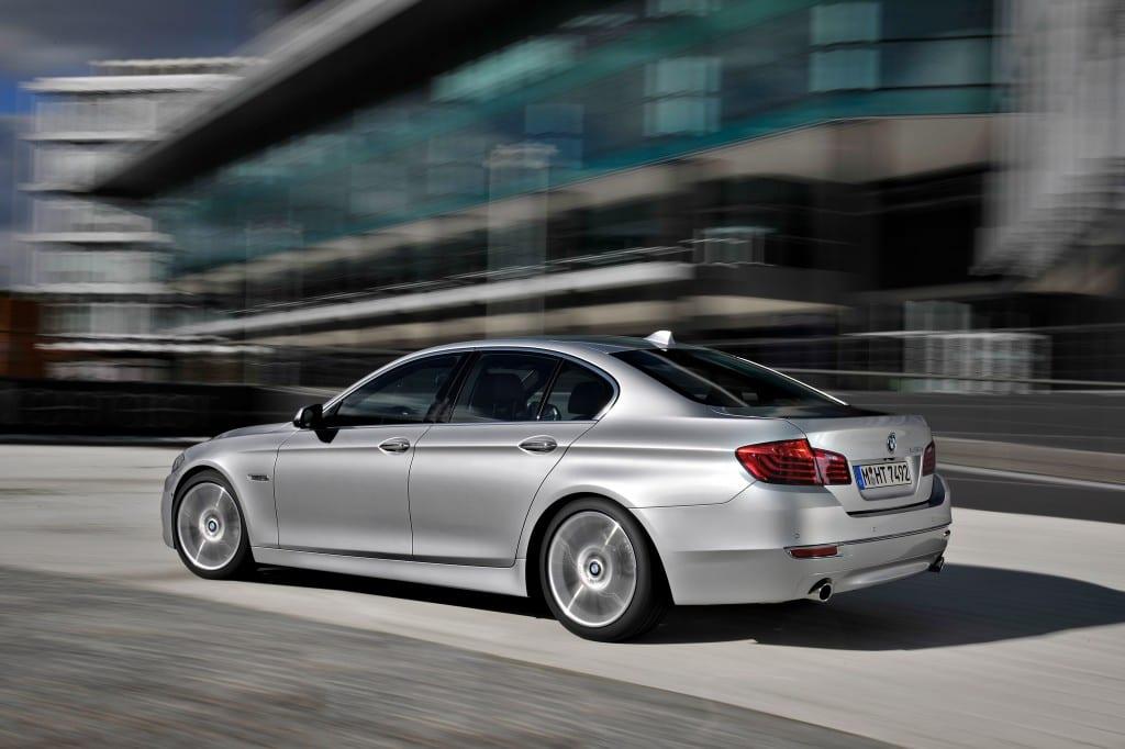 BMW 5 Serisi www.e-motoring.com