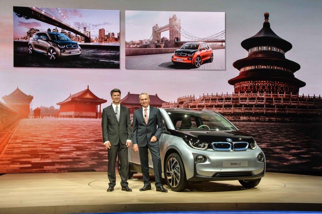 BMW i3 www.e-motoring.com
