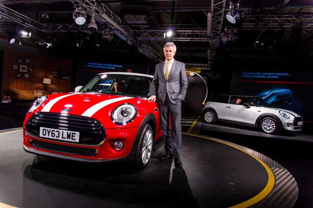 MINI Oxford lansman www.e-motoring.com