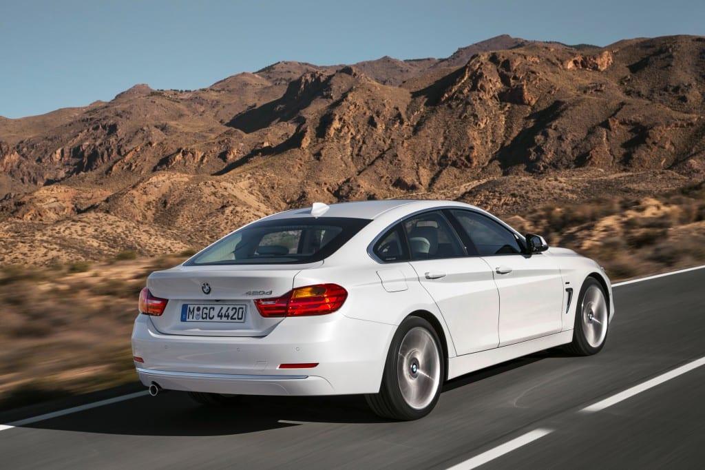 BMW 4 Serisi Gran Coupe www.e-motoring.com