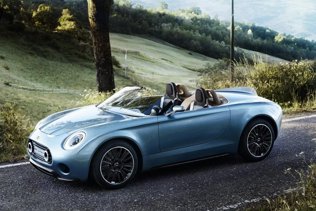 MINI Superleggera Vision www.e-motoring.com