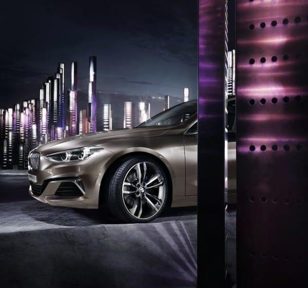 BMW 1 Serisi sedan geliyor