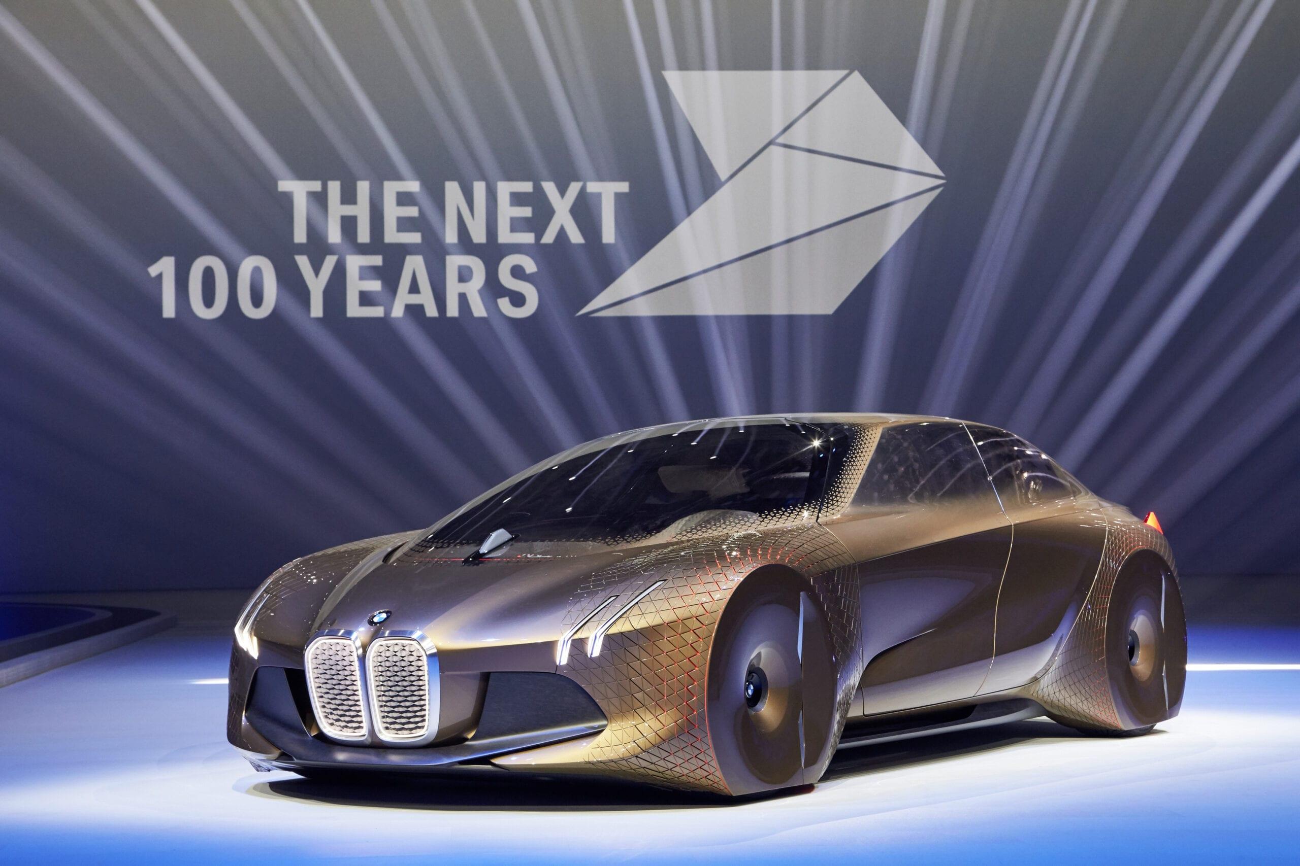 The Next 100 Years >> The Next 100 Years