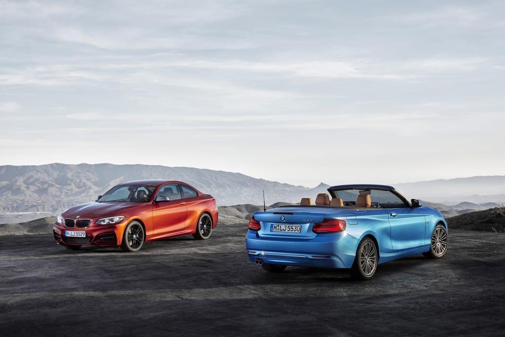 BMW 2 Serisi Cabrio & Coupé