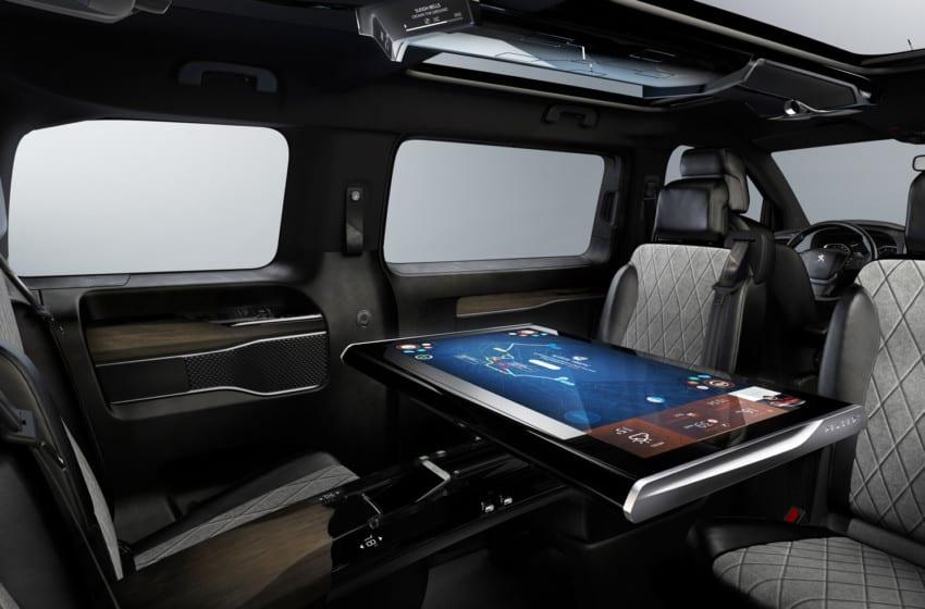 Geleceğin mobilite çözümü Traveller i-Lab