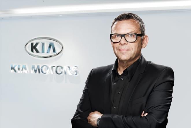 Peter Schreyer Kia'nın yeni başkanı