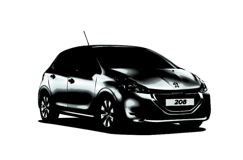 Peugeot 208 1.0 VTi geliyor