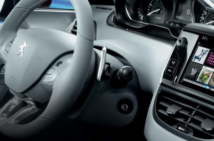 Peugeot 208'e yeni robotize vites