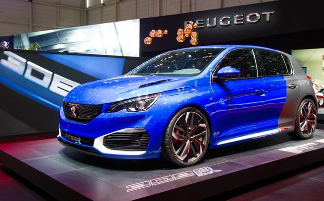 Peugeot yeniden yarışta