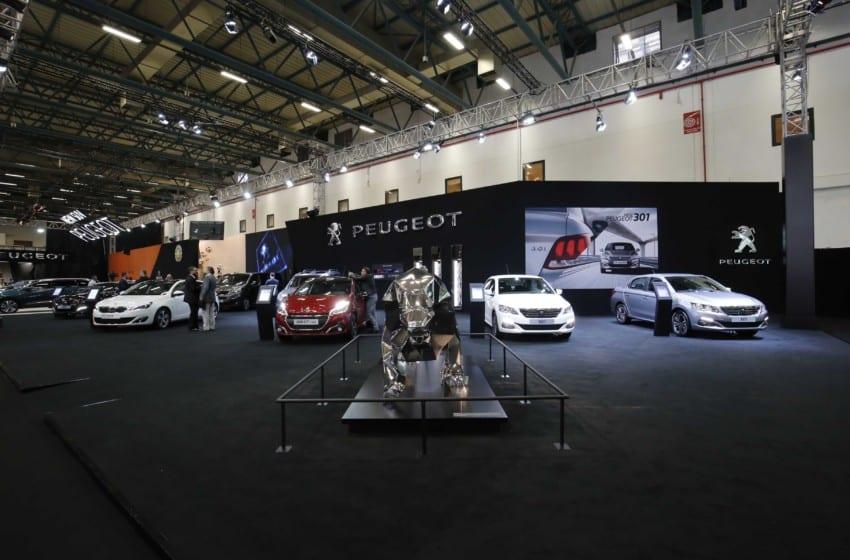 Peugeot'dan Autoshow gösterisi