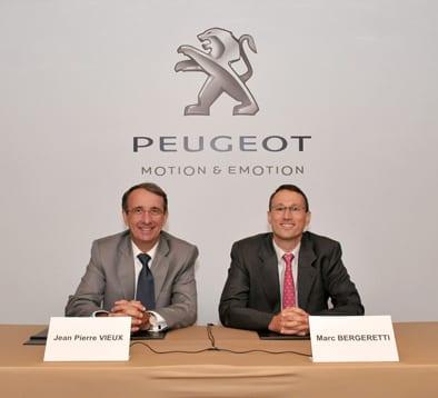 Peugeot yönetim kadrosunda değişiklik