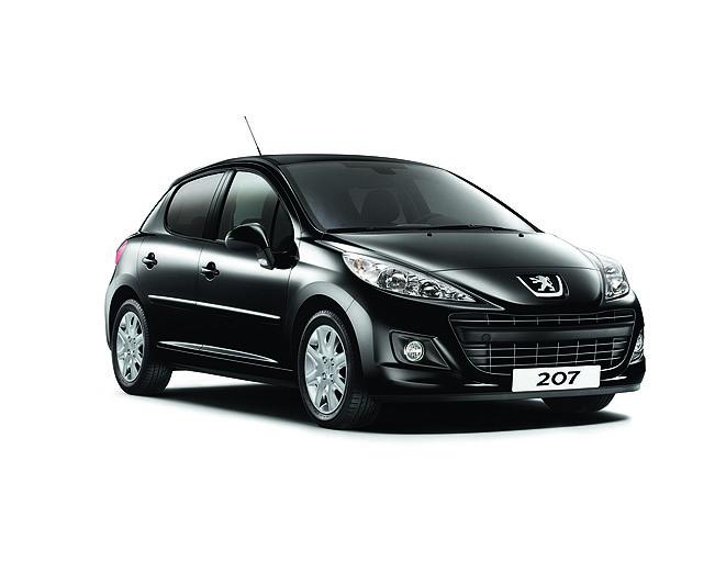 Peugeot 206+ ve 207 için fırsat