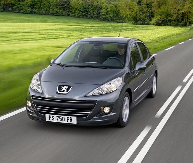 Peugeot 207'nin jübile hazırlıkları