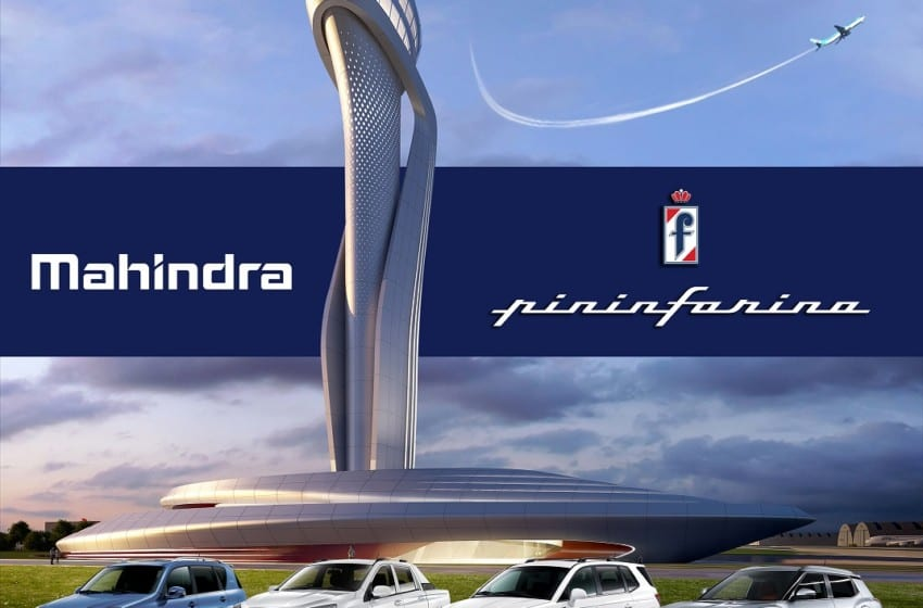 Mahindra, Pininfarina ile gelecek vizyonunu tamamlıyor