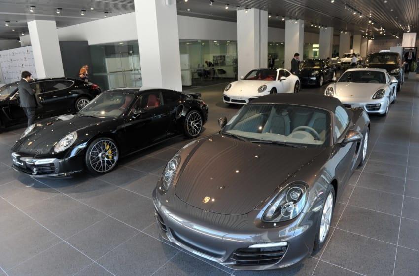 Orta ve Doğu Avrupa'nın en büyük Porsche Merkezi açıldı