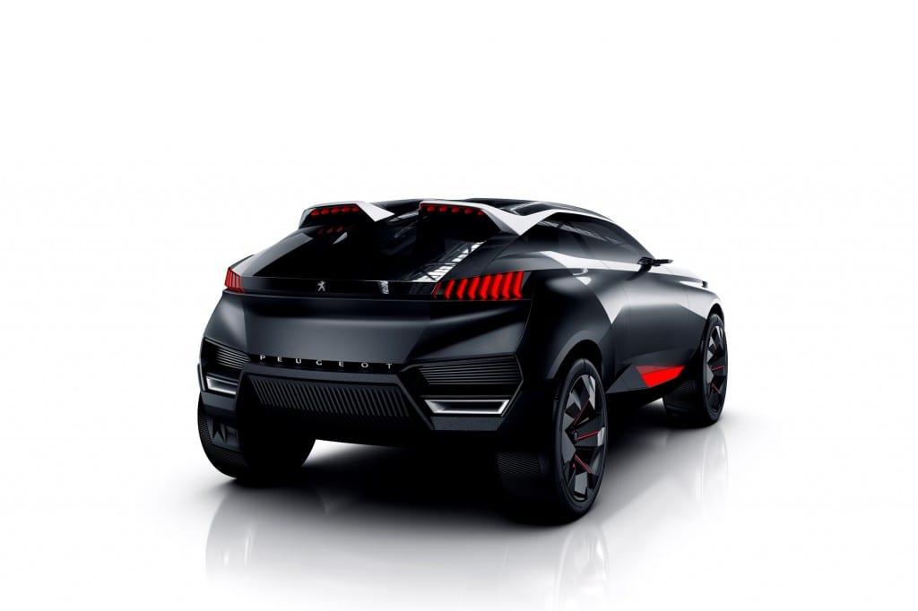 Peugeot QUARTZ www.e-motoring.com
