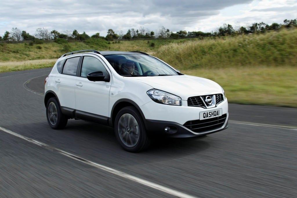 Nissan Qashqai www.e-motoring.com