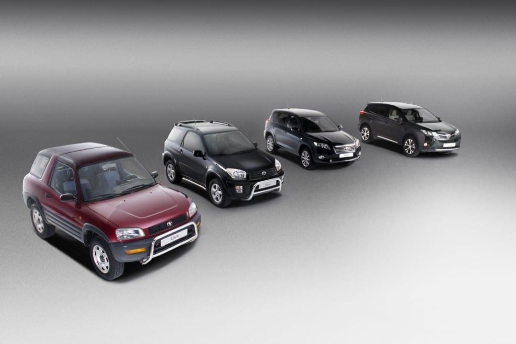RAV4 Tarihi www.e-motoring.com