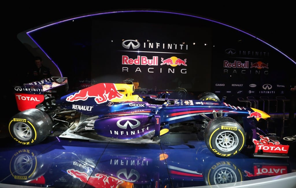 Infiniti Red Bull Racing RB9 - Lifestyle
