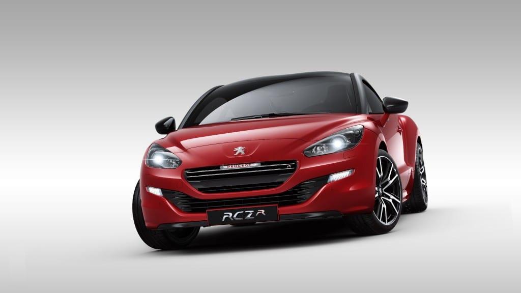 Peugeot RCZ R www.e-motoring.com