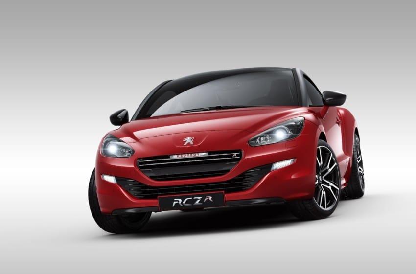 Peugeot Sport imzasıyla geliştirildi: RCZ R