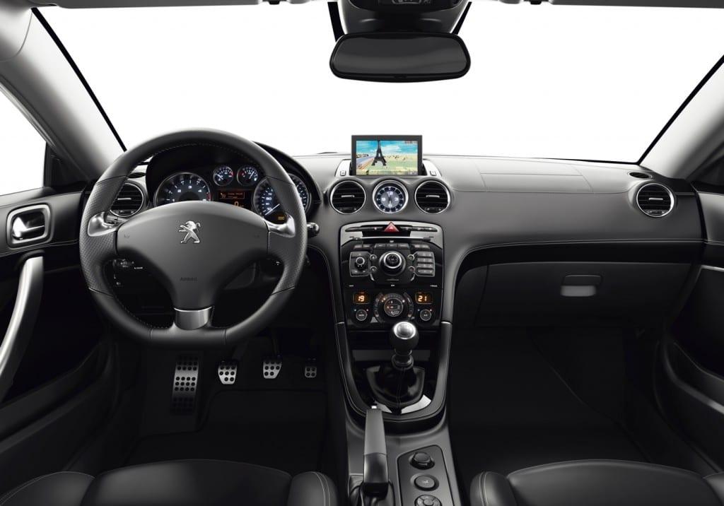 Peugeot RCZ www.e-motoring.com