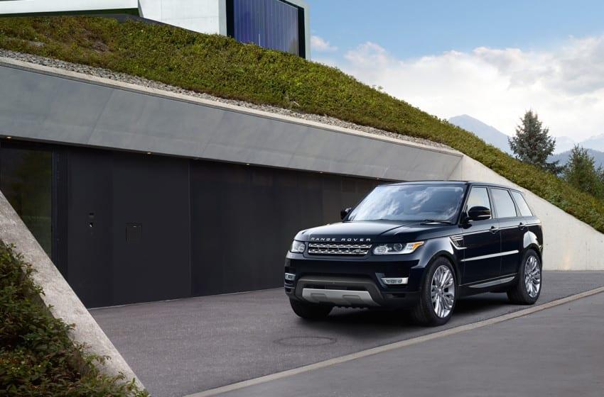 Range Rover Sport'ta 2.0 litrelik dizel