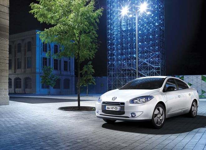 Renault ve CNR'den yeşil elektrik