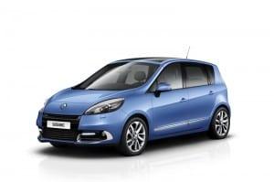 Renault Scenic www.e-motoring.com