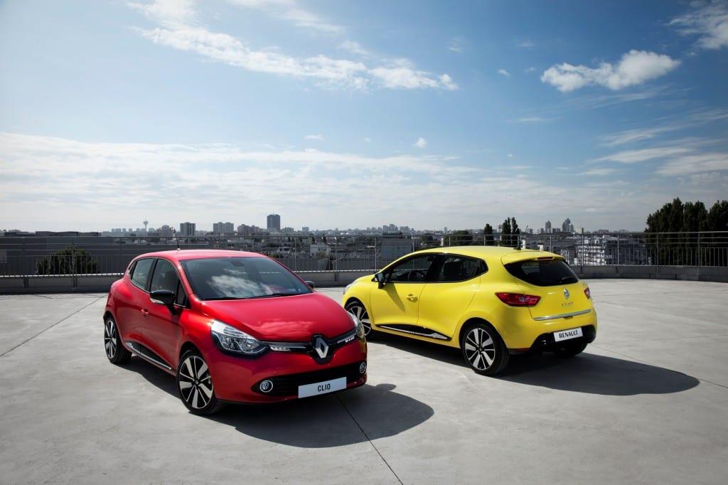 Renault Clio www.e-motoring.com