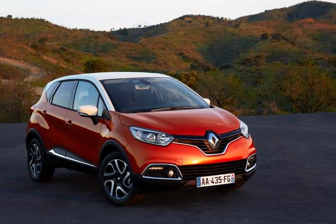İşte Renault Captur