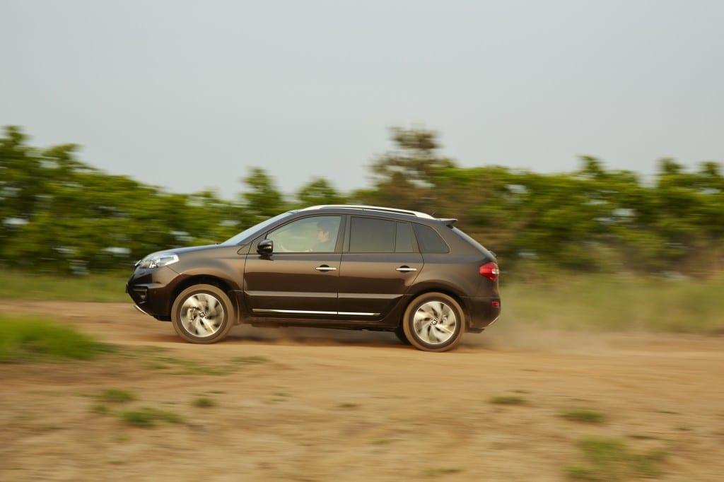 Renault Koleos www.e-motoring.com