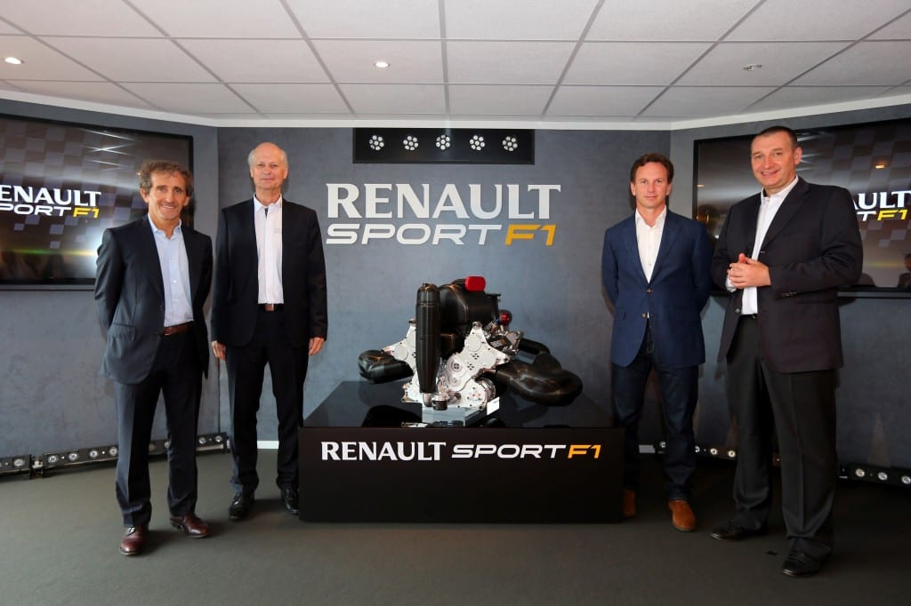 Renault Energy F1 www.e-motoring.com