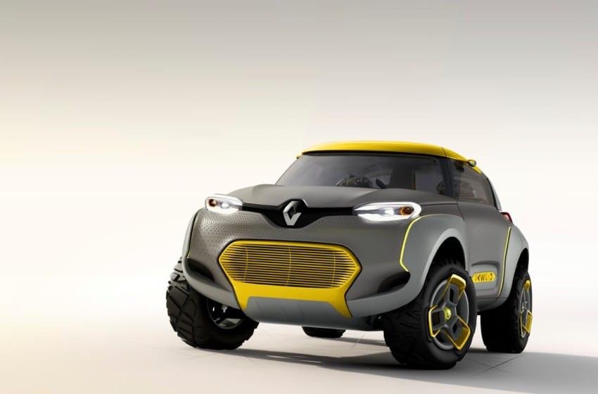 Renault'dan gelişmekte olan pazarlara: KWID Concept