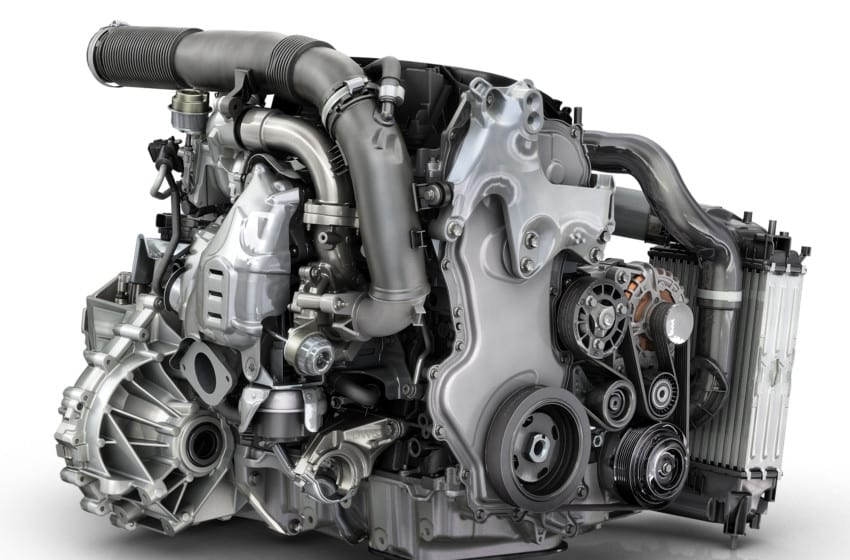 Çift turbolu ilk dizel motor