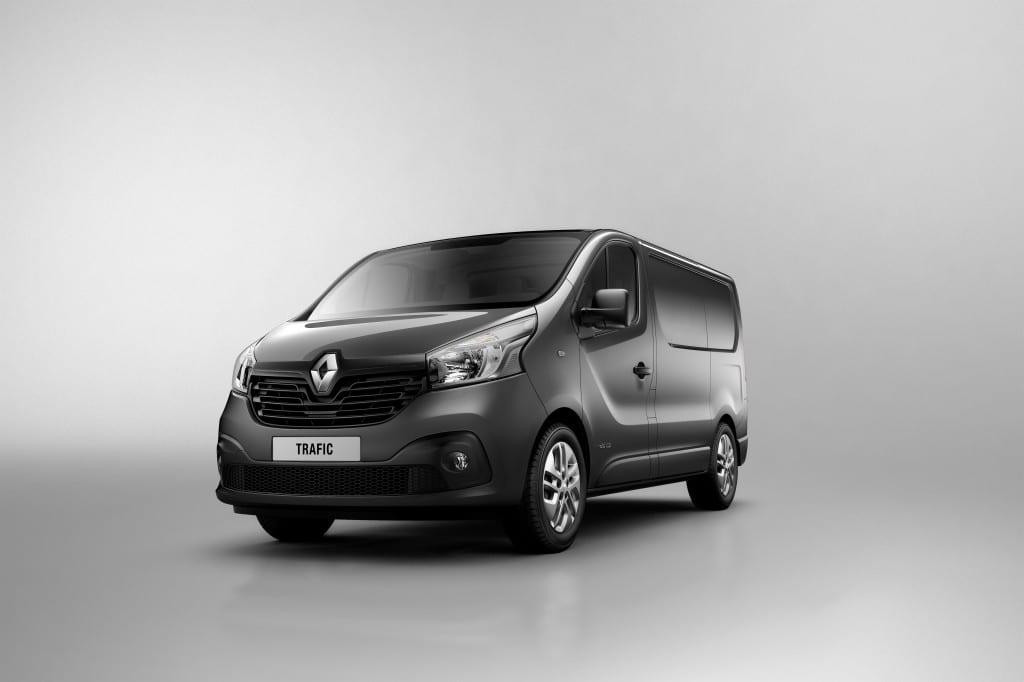 Renault Trafic www.e-motoring.com