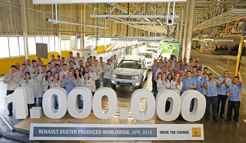 Renault Dacia www.e-motoring.com