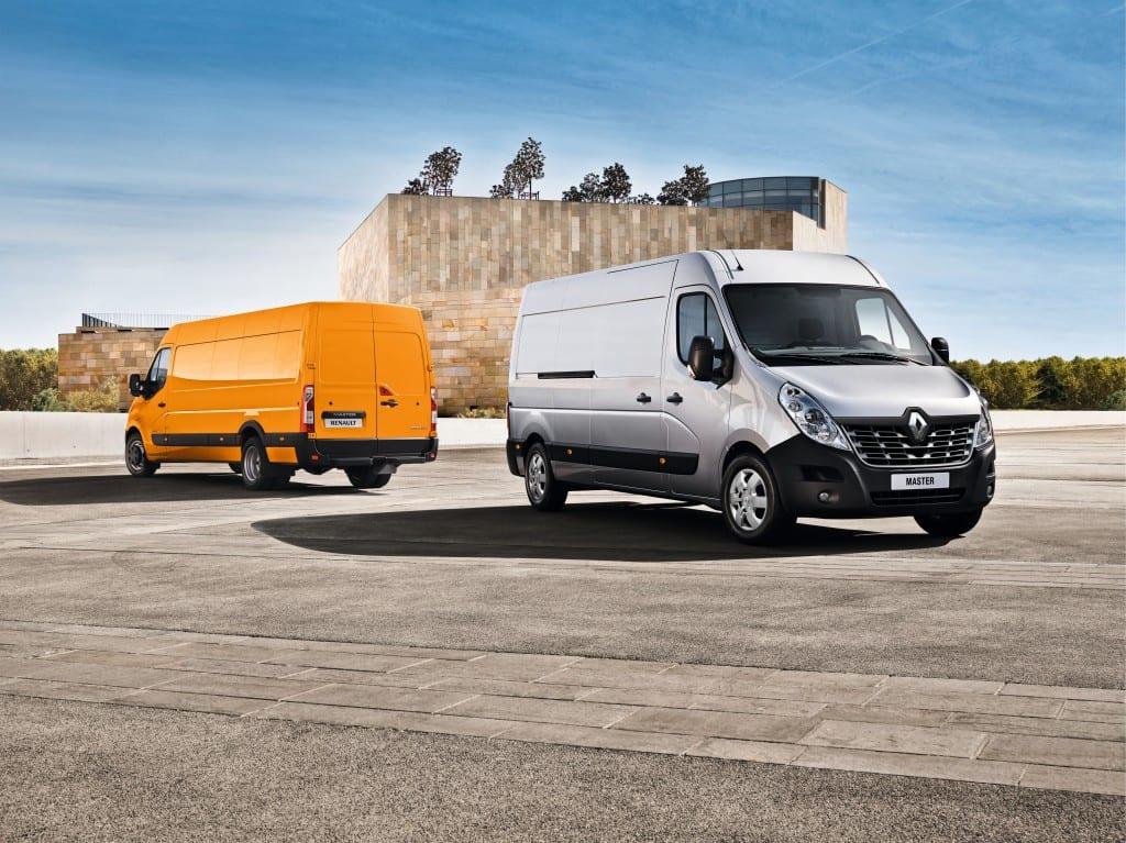 Renault Master www.e-motoring.com