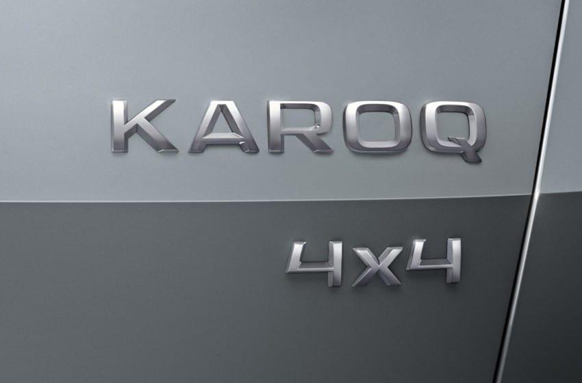 Zorlama isimlere devam: KAROQ geliyor