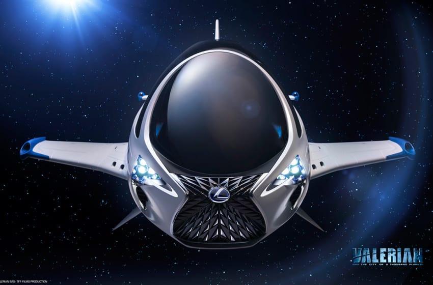 Lexus SKYJET'i tasarladı