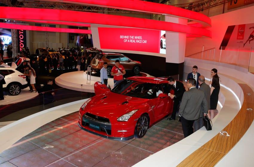 Nissan'dan Autoshow'da performans gösterisi