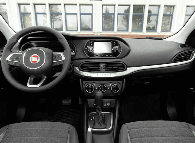 Fiat Egea Sedan DCT