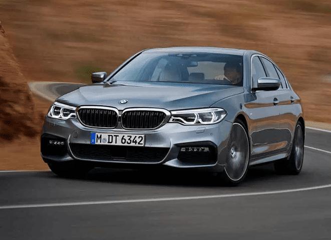 Yeni BMW 5 Serisi satışa sunuldu