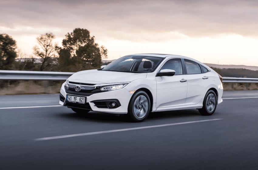 Aralık'ta ÖTV farkı Honda'dan