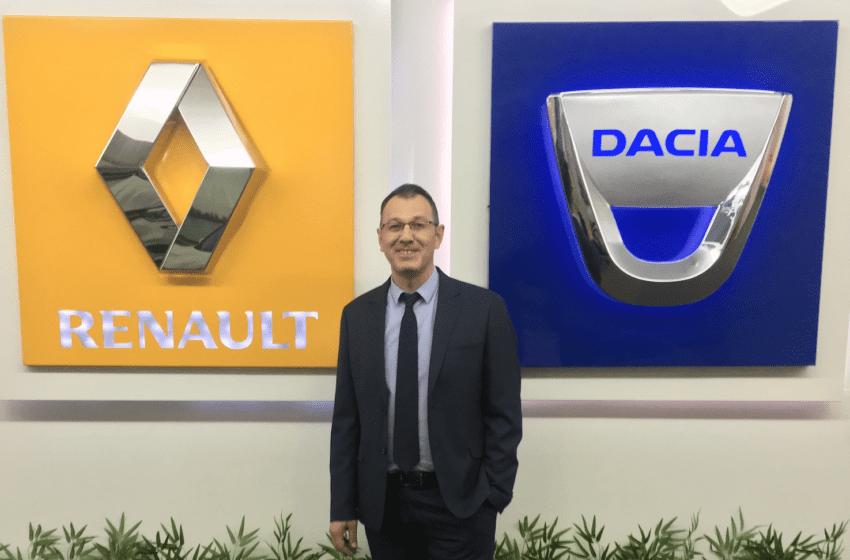 Renault Mais Kurumsal İletişim Direktörlüğü'ne atama