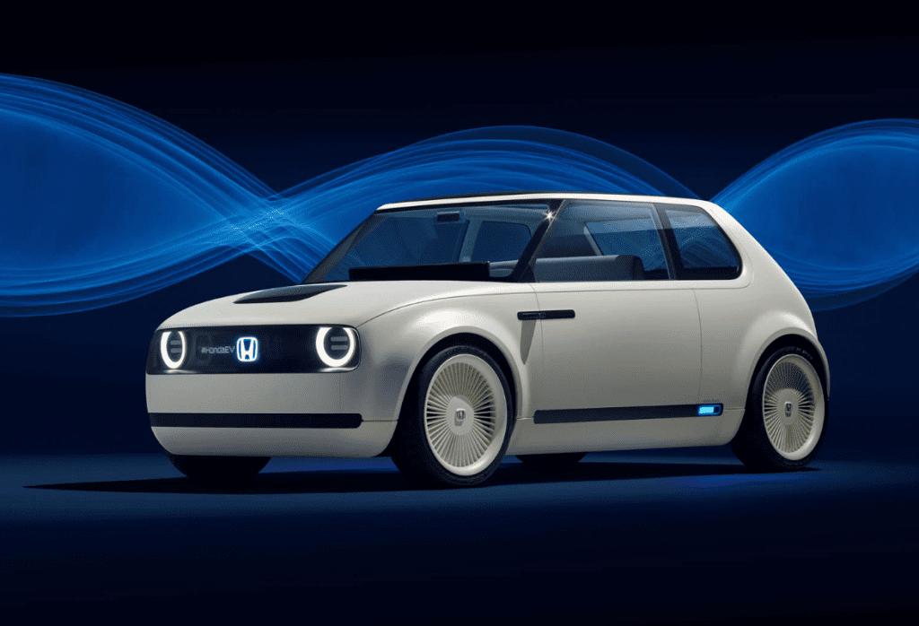 Honda Urban Concept EV