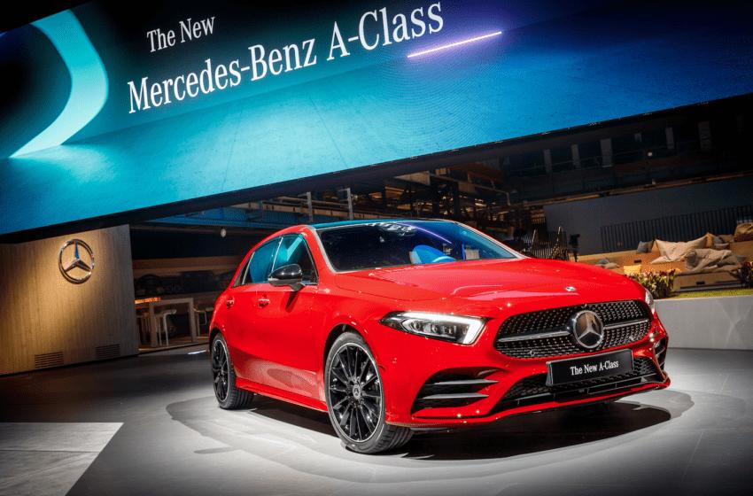Yeni A Serisi ile premium kompakt sınıfta standartlar değişiyor