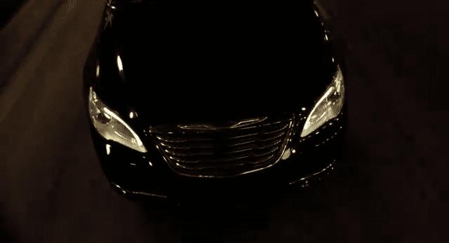 Chrysler 200 has arrived!