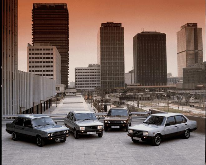 Fiat'ın İspanyol dönemi!